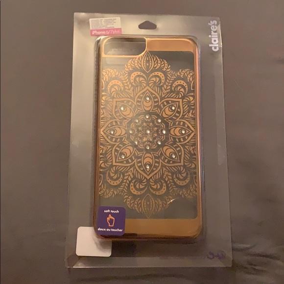 Accessories - Claire's 6/7/8 plus iPhone cases